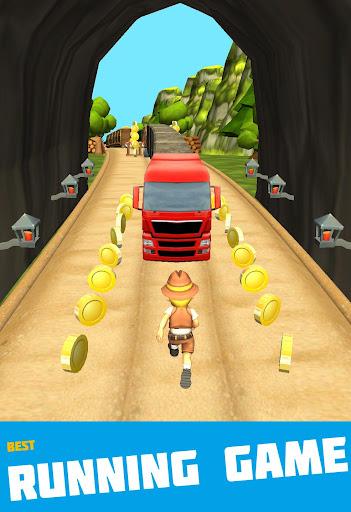 Born Run 3D Running Games & Fun Games - Fun Runner 1.1.3 screenshots 1