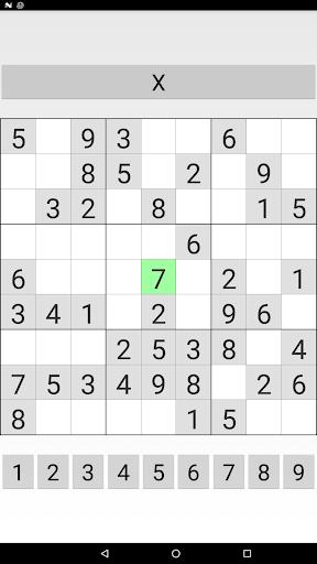 Sudoku-7  screenshots 2