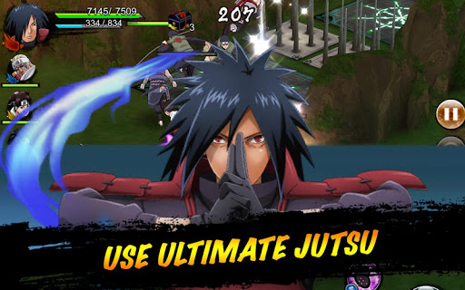 NARUTO X BORUTO NINJA VOLTAGE 7.4.0 screenshots 3