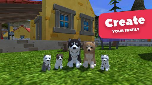 Dog Simulator - Animal Life  screenshots 13