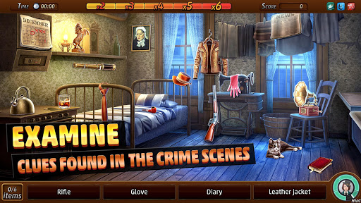 Criminal Case: Mysteries of the Past Apkfinish screenshots 7