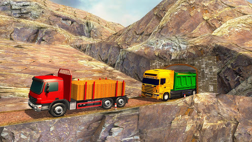 Uphill Gold Transporter Truck Drive apkdebit screenshots 13