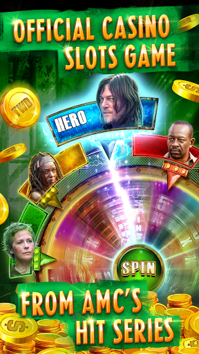 The Walking Dead: Free Casino Slots 224 screenshots 2