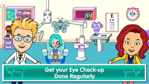 My Tizi Town Hospital - Doctor Games for Kids ud83cudfe5 1.1 Screenshots 11