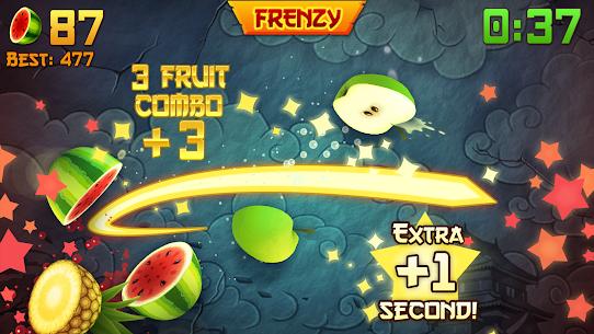 Fruit Ninja (MOD, Unlimited Money) 1