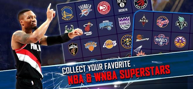 Free NBA SuperCard Basketball Game 3