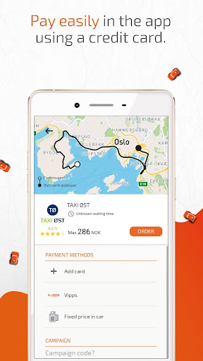 Mivai u2013 Taxi app apktram screenshots 3