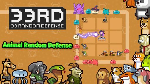 33RD: Random Defense 2.0 screenshots 13
