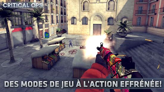 Critical Ops: Multiplayer FPS screenshots apk mod 3