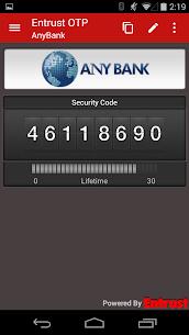 Entrust IdentityGuard Mobile 3.5.5.72 APK Mod for Android 1