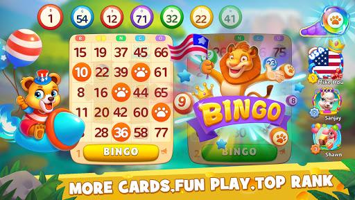 Bingo Wild-Free BINGO Games Online: Fun Bingo Game  screenshots 1
