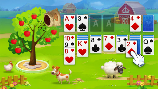 Solitaire - My Farm Friends  screenshots 9