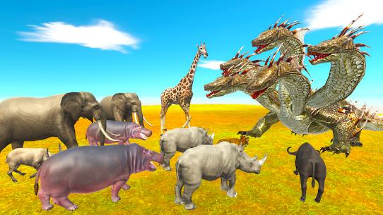 Animal Revolt Battle Simulator (Official) Mod Apk 1.0.9 (A Lot of Gold Bars) 7