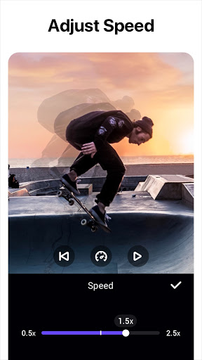 Video Editor - Glitch Video Effects android2mod screenshots 8