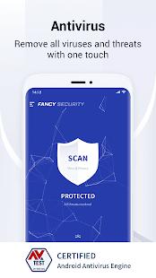 Antivirus, Virus Cleaner, Booster - Fancy Security