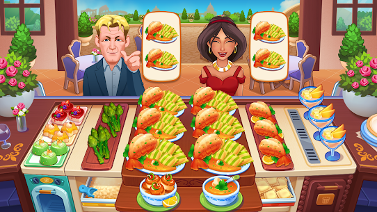 Cooking Family : Madness Restaurant Food Game 2