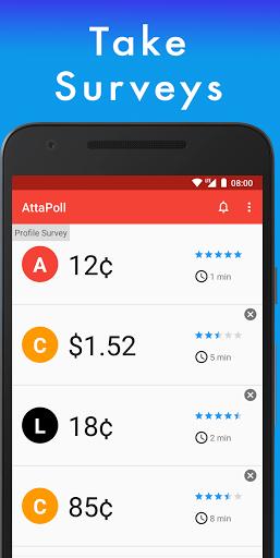 AttaPoll - Paid Surveys  screenshots 1