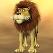 Talking Luis Lion