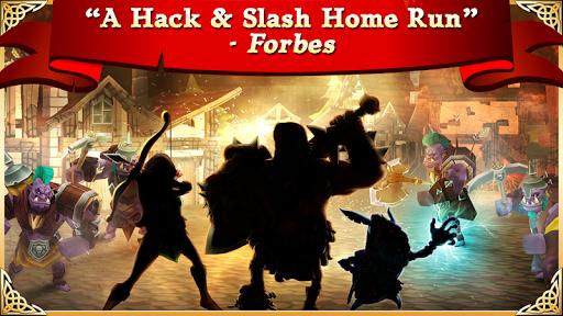 Arcane Legends MMO-Action RPG  screenshots 20