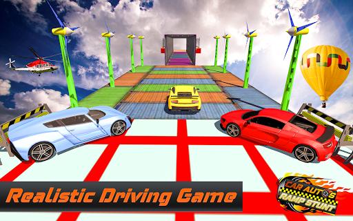 gt car autos driving game stunts screenshot 3