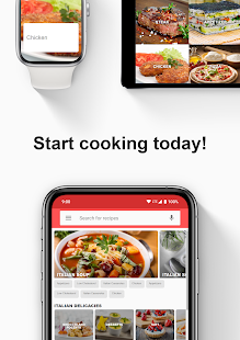 Italian recipes app