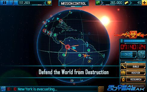 Global Outbreak v 1.3.8 [Много денег] 1