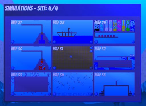 ud83cudf0a Water Physics Simulation ud83cudf0a  screenshots 6