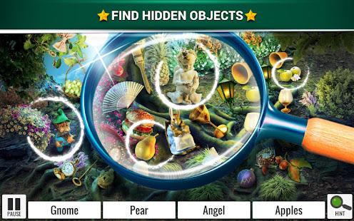hidden objects mystery garden – fantasy games hack