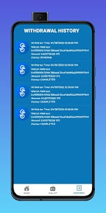 YFI Miner – Yearn.Finance (YFI) Cloud Mining For Android 3