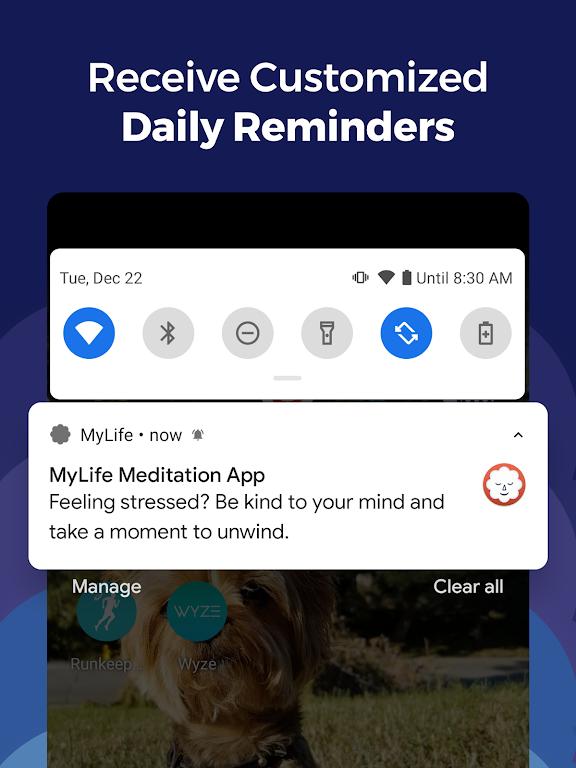 MyLife Meditation: Meditate, Relax & Sleep Better  poster 15