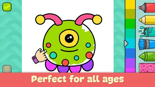 Coloring book for kids 1.108 screenshots 1