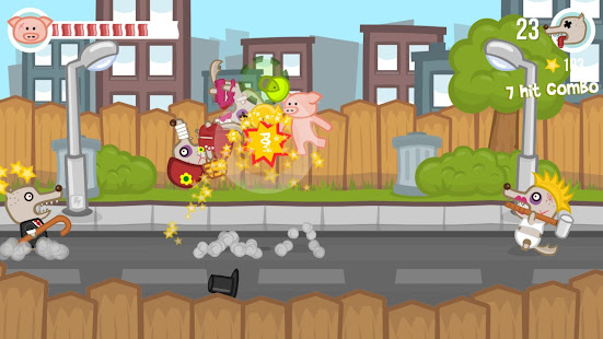 Iron Snout - Fighting Game 1.1.26 APK + Mod (Unlimited money) for Android