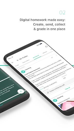 Classting - Online Classroom android2mod screenshots 4