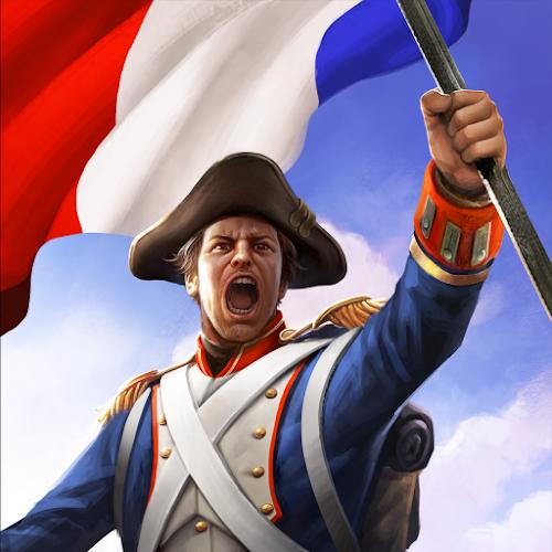 Grand War: Napoleon, Warpath & Strategy Games (Mod Money 6.1.9 mod