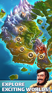 Mod Game Empires & Puzzles: Epic Match 3 for Android