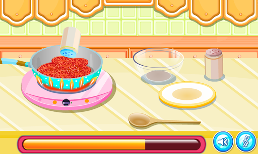 Yummy Pizza, Cooking Game  screenshots 3