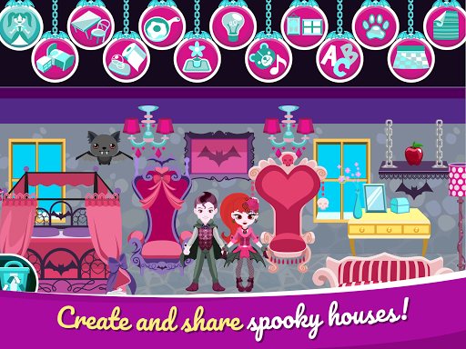 My Monster House - Make Beautiful Dollhouses android2mod screenshots 15
