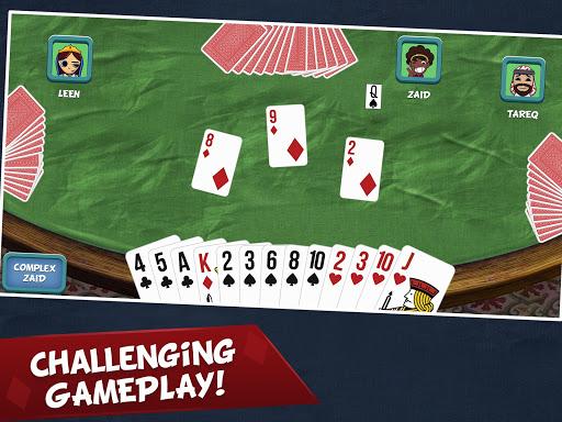 Trix Sheikh El Koba: No 1 Playing Card Game 6.8 Screenshots 9