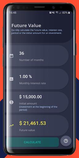 Financial Calculator Invest  Paidproapk.com 2