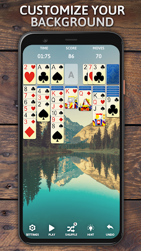 Solitaire Classic Era - Classic Klondike Card Game 1.02.07.08 screenshots 2