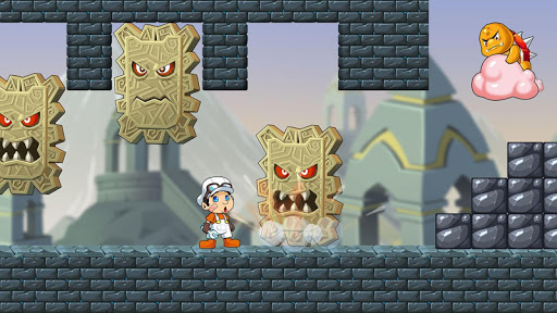 Super Machino go: world adventure game  screenshots 7