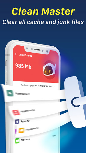 ACleaner: Phone Cleaner And Booster, Battery Saver 2.1.0 screenshots 2