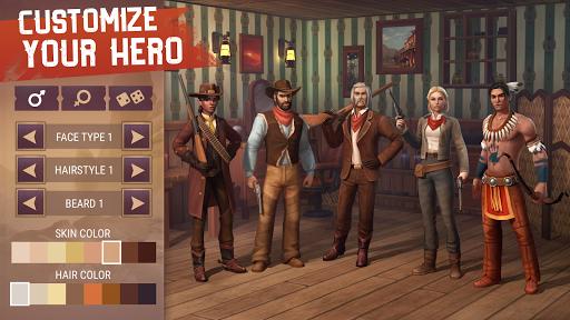 Westland Survival - Be a survivor in the Wild West goodtube screenshots 1