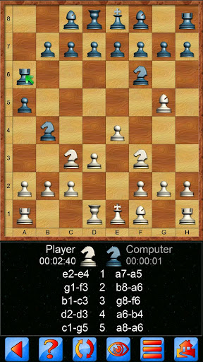 Chess V+, solo and multiplayer board game of kings screenshots 4