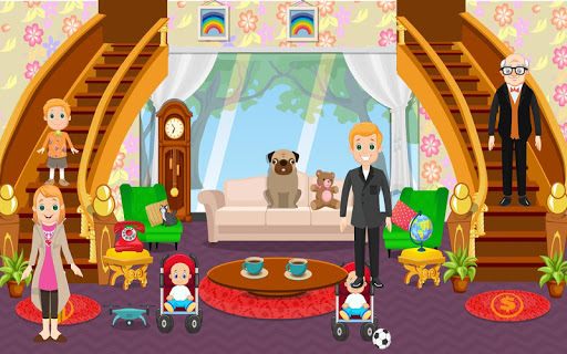 Pretend Play My Millionaire Family Villa Fun Game 1.0.3 screenshots 11