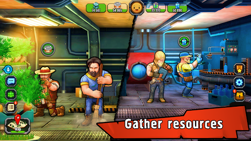 Shelter Waruff0dsurvival games in the Last City bunker screenshots 14