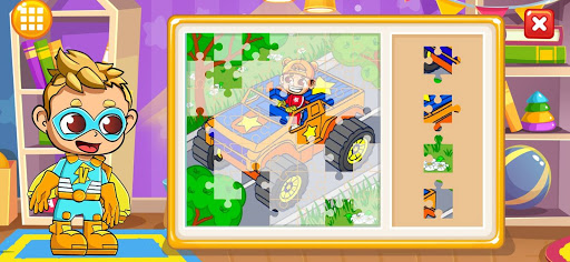 Vlad & Niki Puzzle screenshot 2