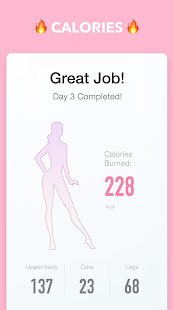 30 Day Workout: Fast Home Weight Loss & Diet Plans