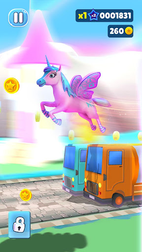Magical Pony Run - Unicorn Runner 1.6 screenshots 13