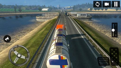American Truck Driving Simulator: Cargo Truck Game  screenshots 2